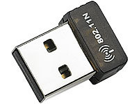 7links Micro-WLAN-Stick WS-150.XXS mit Hotspot 150 Mbit & ftp-Server